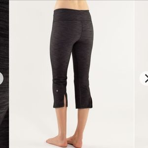 lululemon athletica Gather and Crow Crop Pants